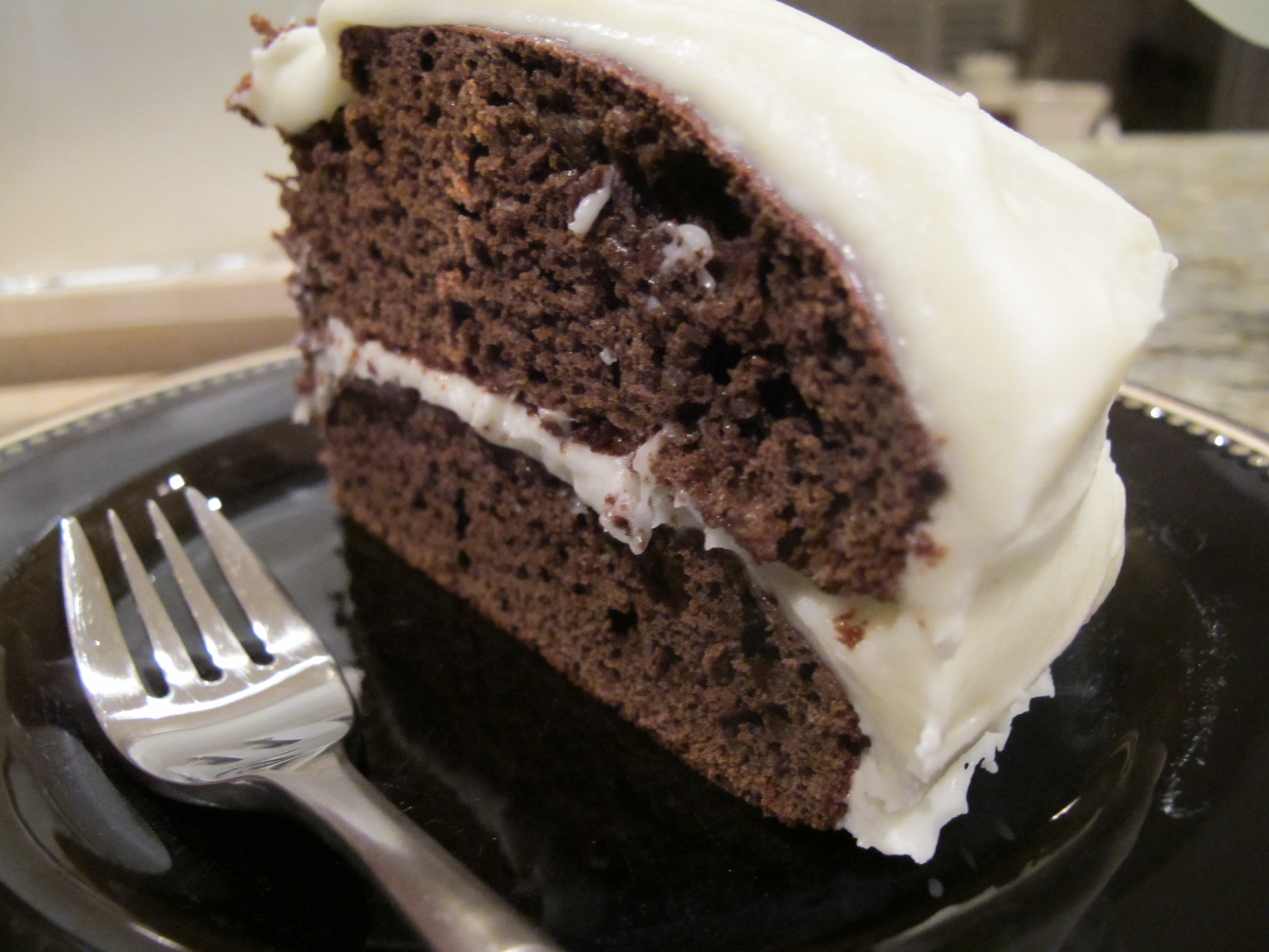Chocolate Beet Cake with Cream Cheese Frosting | Have Dessert First